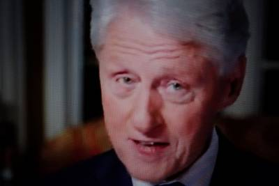 Former President Bill Clinton expected to be discharged from UC Irvine Medical Center on Sunday