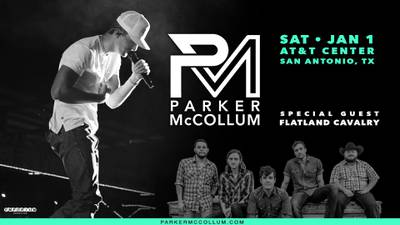 Y100 CONCERT ANNOUNCEMENT: Parker McCollum January 1st - Listen to Win Free Tickets