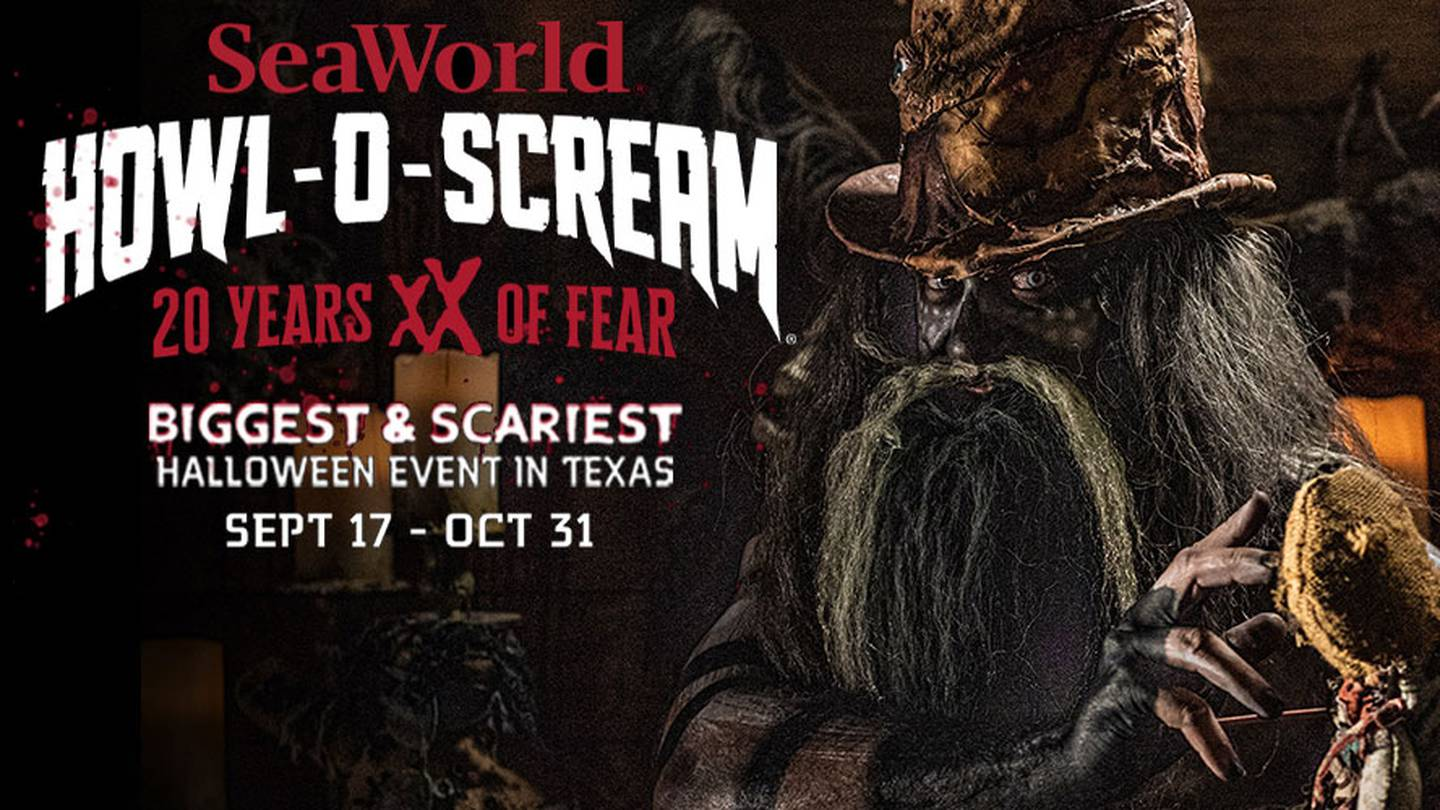 Win Tickets to SeaWorld Howl-O-Scream with Beth in the Morning!