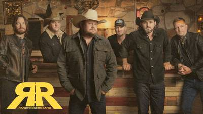 Win Tickets to See Randy Rogers October 22nd with the Y100 Morning Show