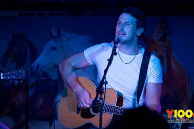 Russell Dickerson Up Close & Personal - April 28, 2021