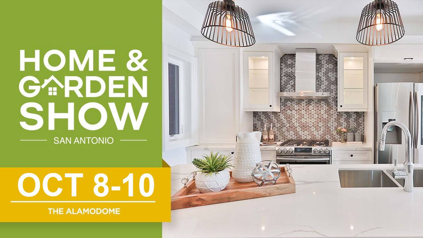Win Tickets to the San Antonio Home & Garden Show October 8-10 with Beth in the Morning