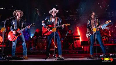 Midland Live at the San Antonio Rodeo - February 20, 2020 (Photos)